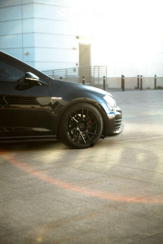 10 2016 Gti Volkswagen Se Bc Racing Coilovers Artisa Artformed Elder Black