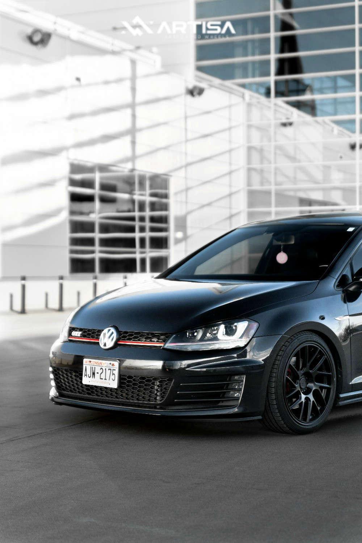11 2016 Gti Volkswagen Se Bc Racing Coilovers Artisa Artformed Elder Black