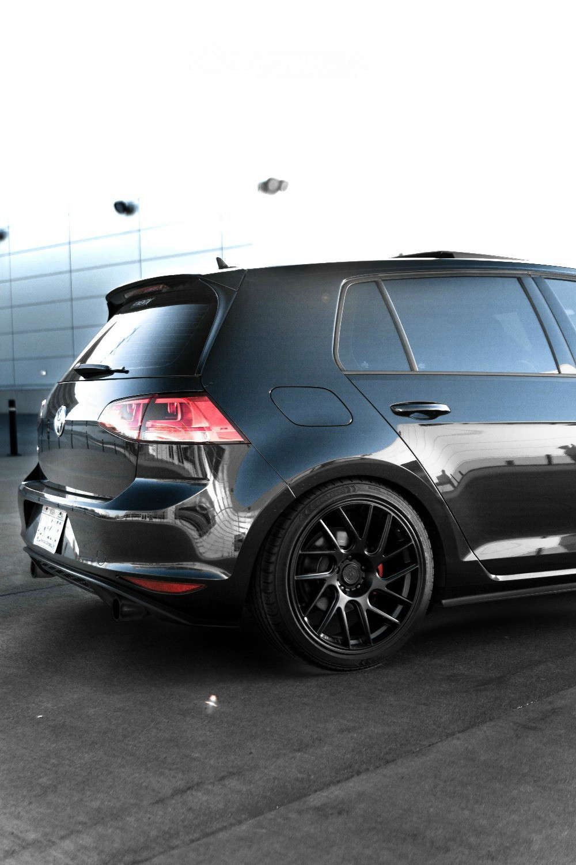3 2016 Gti Volkswagen Se Bc Racing Coilovers Artisa Artformed Elder Black
