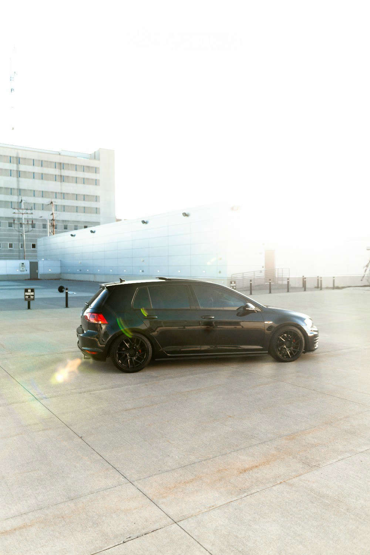 4 2016 Gti Volkswagen Se Bc Racing Coilovers Artisa Artformed Elder Black