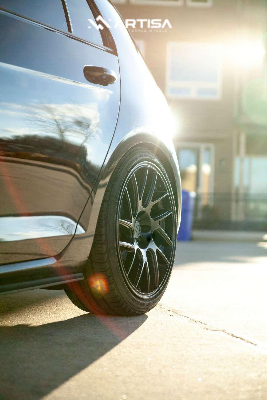 8 2016 Gti Volkswagen Se Bc Racing Coilovers Artisa Artformed Elder Black