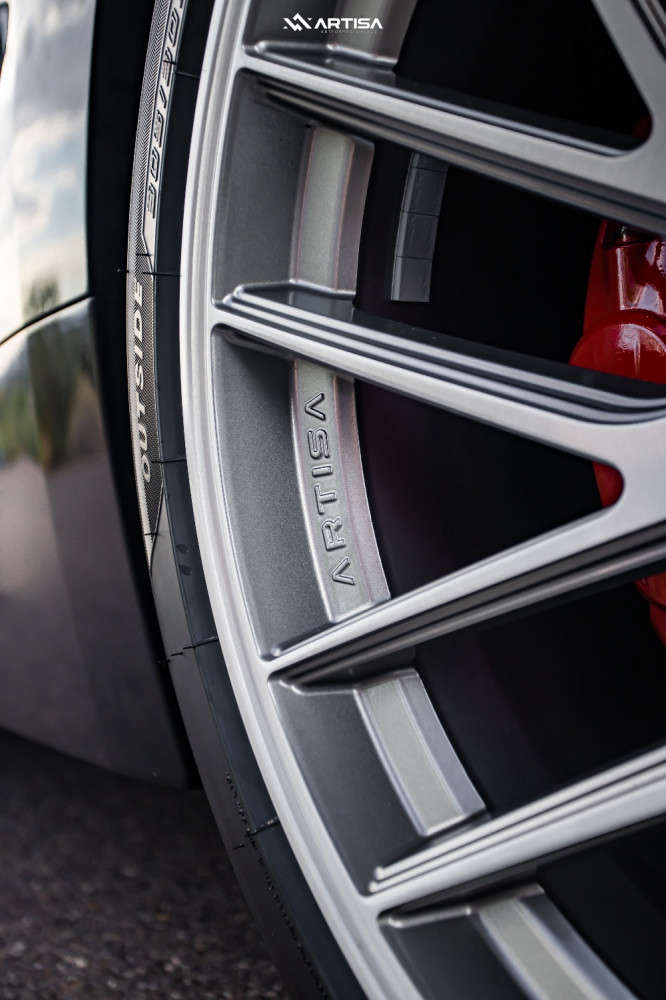 14 2013 370z Nissan Touring Stock Air Suspension Artisa Artformed Elder Silver